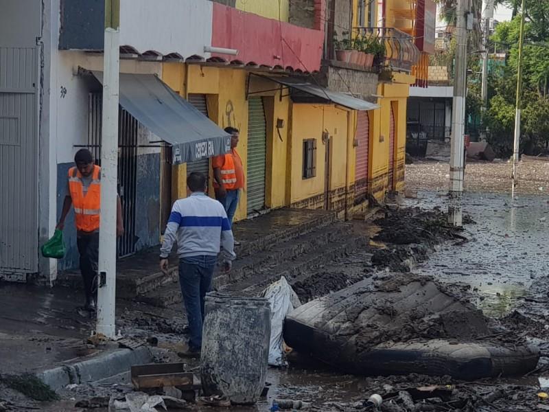 Promete Zapopan apoyo por 20 MDP para afectados por inundación