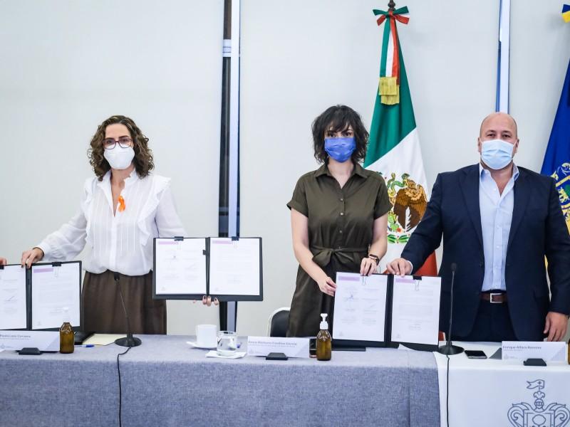 Prometen erradicar acoso y hostigamiento sexual en Gobierno de Jalisco
