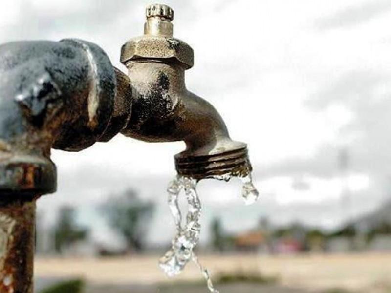 Prometen mejorar abasto de agua en 15 días