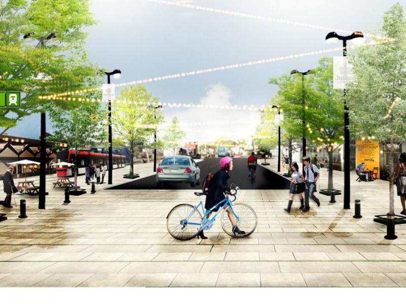 Prometen renovación urbana alrededor de Línea 4 del Tren Ligero