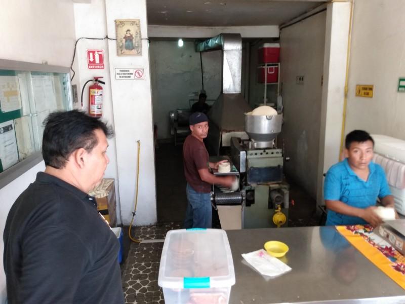 Promoverán el consumo de tortilla de nixtamal