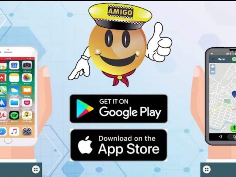 Promoverán Taxi Amigo, aplicación digital para taxistas zacatecanos