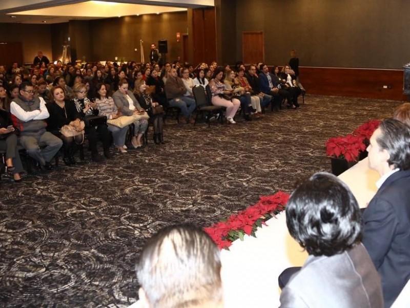 Promueve SEC consolidar educación Inicial en Sonora