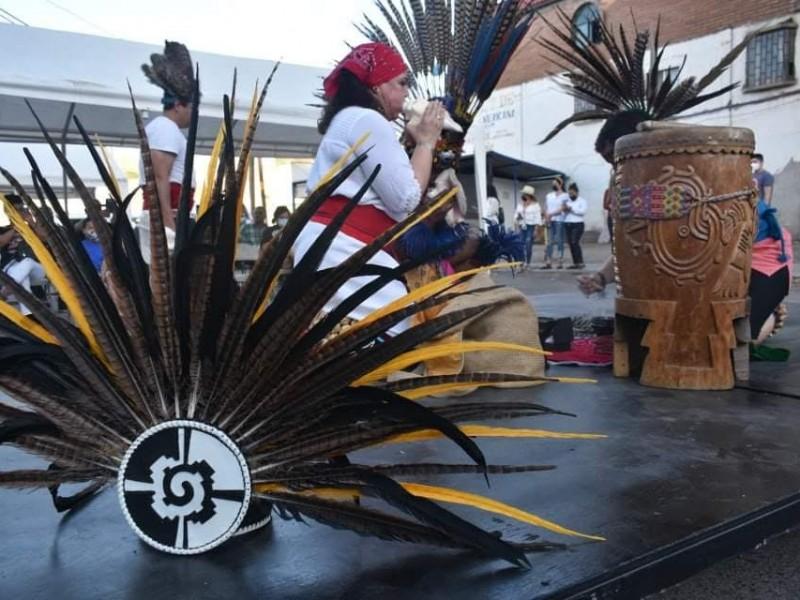 Promueven constumbres y tradiciones grupos étnicos que radican en Nogales