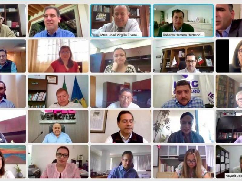 Promueven consulta autoridades electorales del INE e IEPC