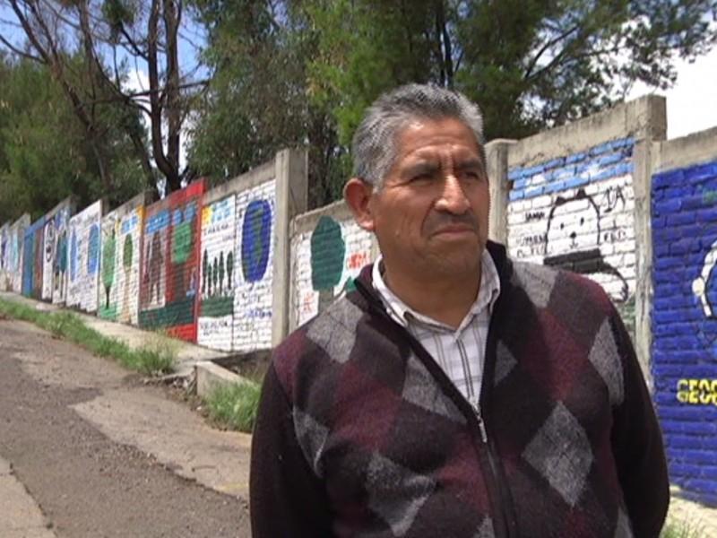 Promueven el cuidado del medio ambiente con murales