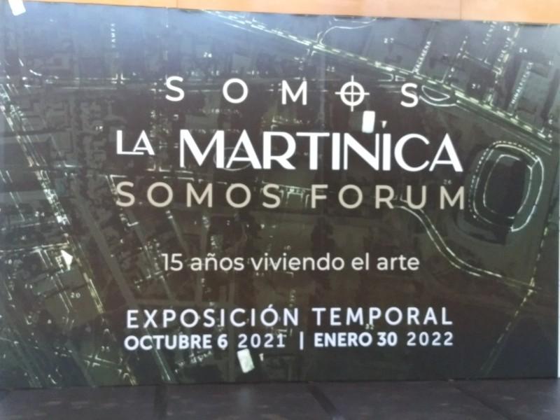 Promueven identidad leonesa con exposición 'Somos Martinica'