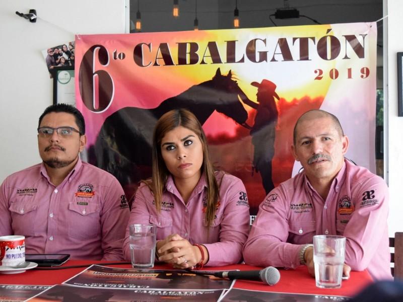 Promueven la Equinoterapia en Matamoros Coahuila