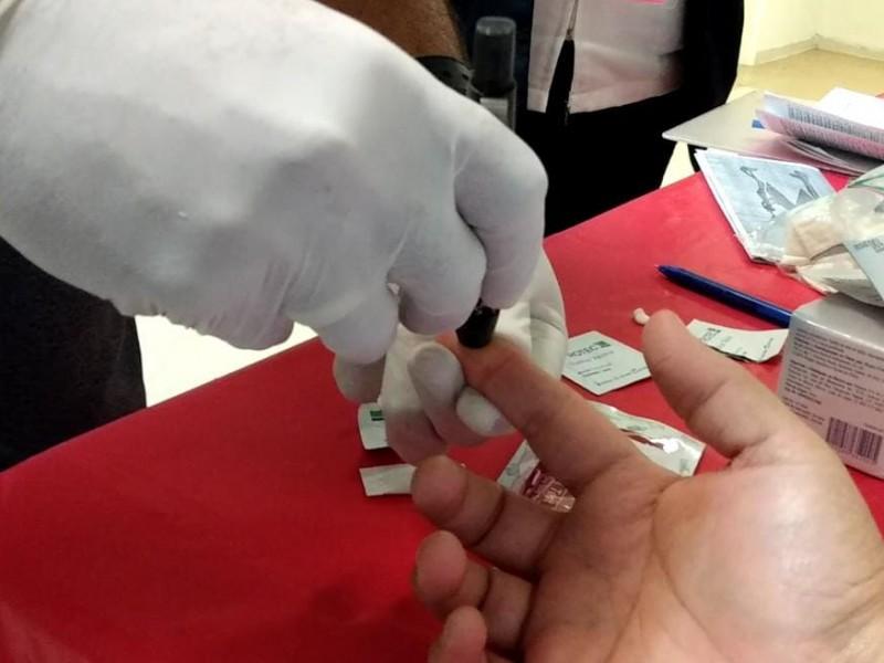 Promueven realización de prueba rápida en día contra el VIH-SIDA