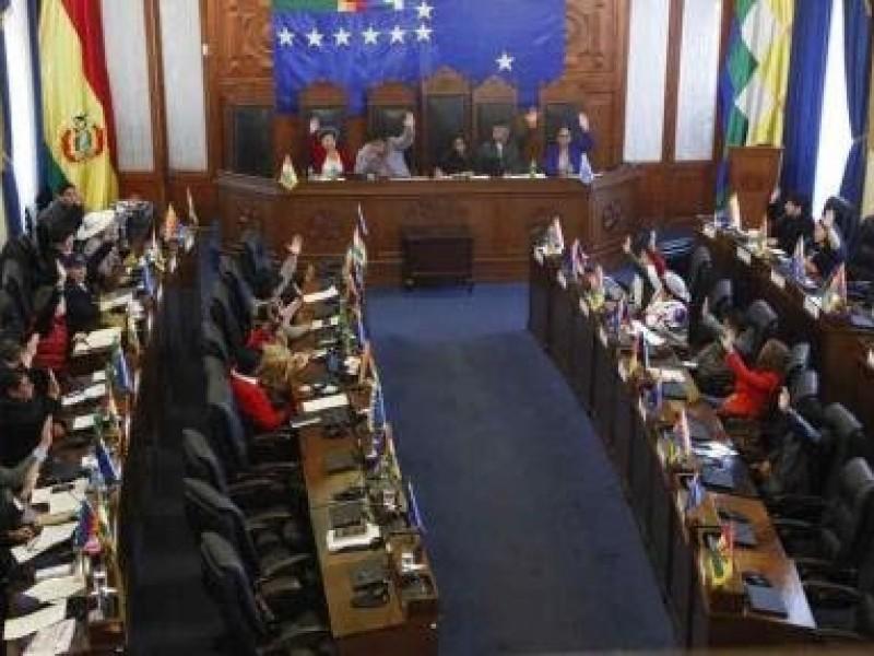 Promulgan ley para realizar elecciones en Bolivia