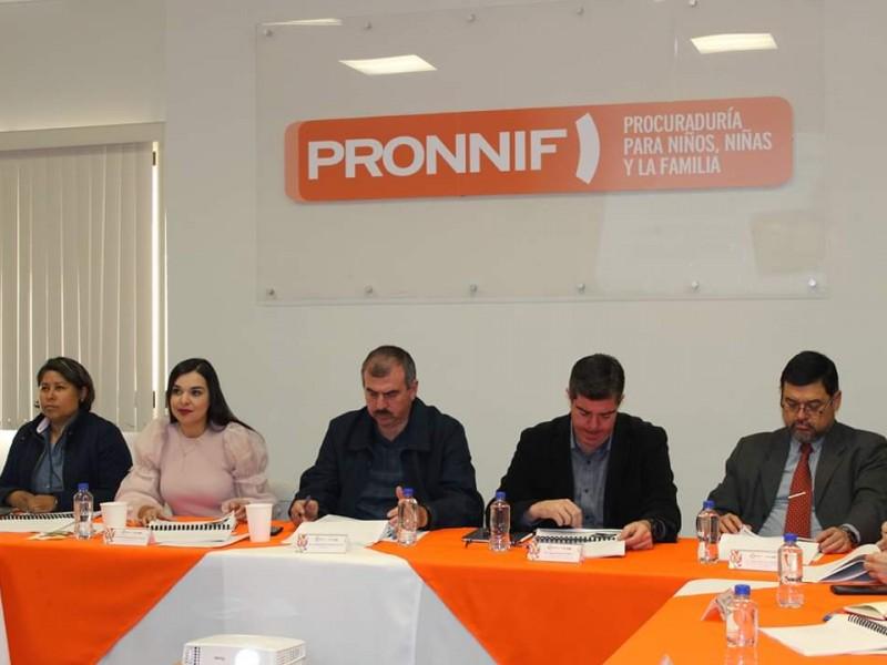 PRONIFF realiza Primer Consejo de Adopciones 2020