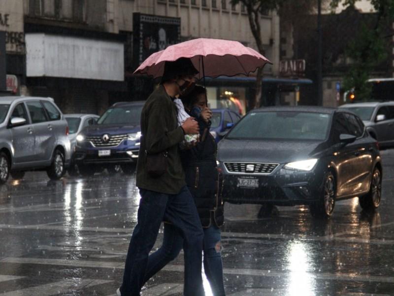 Pronostica CONAGUA lluvias y caída de granizo para Chiapas