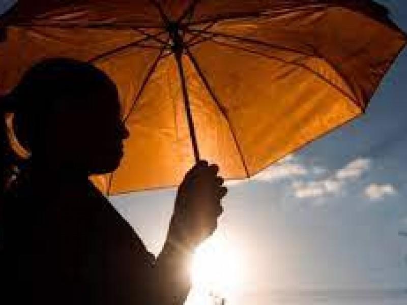¡Prepárense! pronostican altas temperaturas para Sinaloa