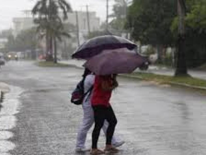 Pronostican lluvias en el sur de Chiapas