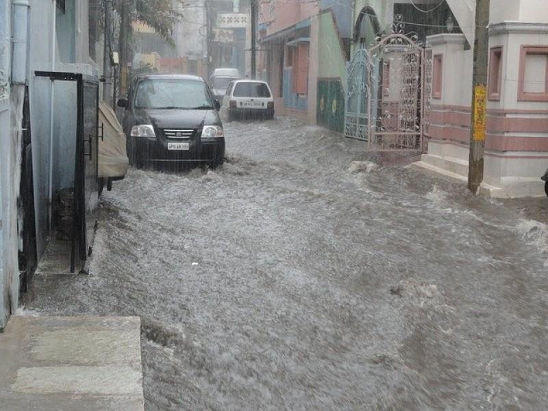 Pronostican lluvias muy fuertes en 7 estados de México
