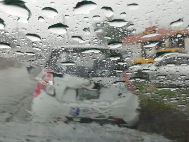 Pronostican lluvias para este fin de semana