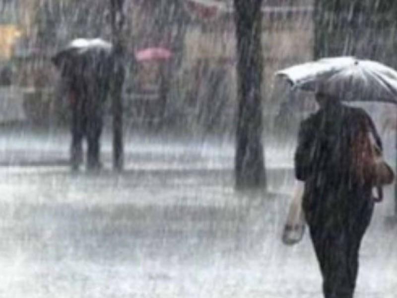 Pronostican lluvias para este jueves 10 de diciembre