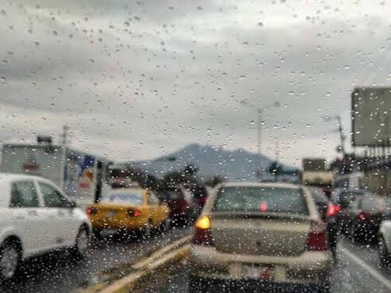 Pronostican lluvias y bajas temperaturas sábado y domingo