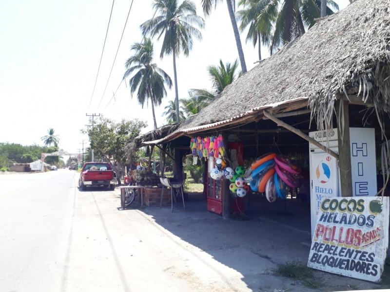 Pronostican pérdida total en restaurantes y bares de San Blas