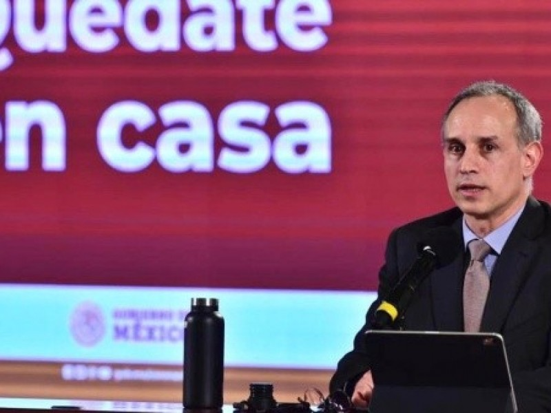 Pronósticos de López Gatell han fallado en pandemia