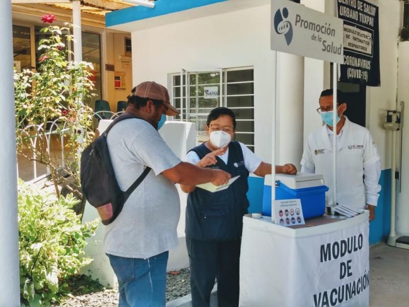 Pronto llegarán más vacunas contra Influenza