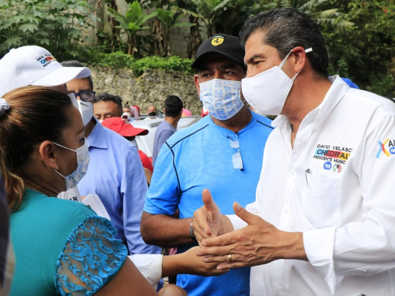 Propone David Velasco descuentos en predial a quien recicle