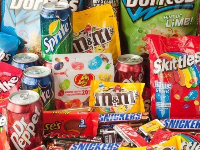 Propone prohibir venta de productos chatarra a niños en Sonora