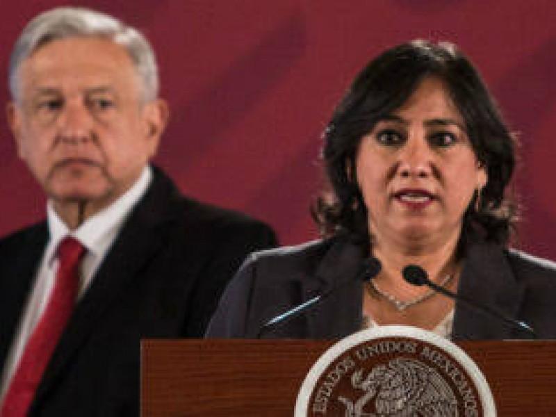 Propone Sandoval paro de hombres, no de mujeres
