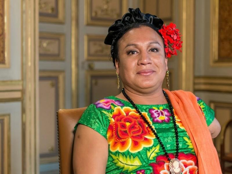Proponen a Amaranta Gómez para presidir el Conapred