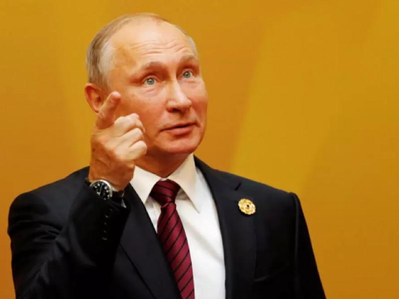 Proponen a Putin para premio Nobel de la Paz 2021
