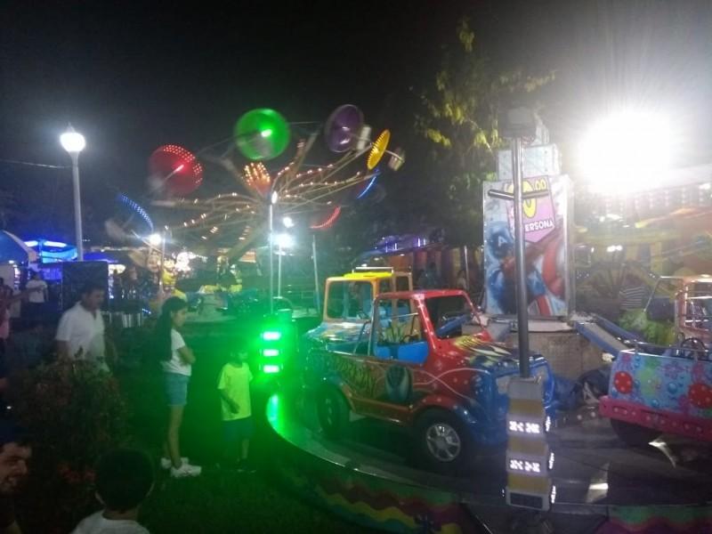 Proponen administrar ganancias de Feria de Santiago