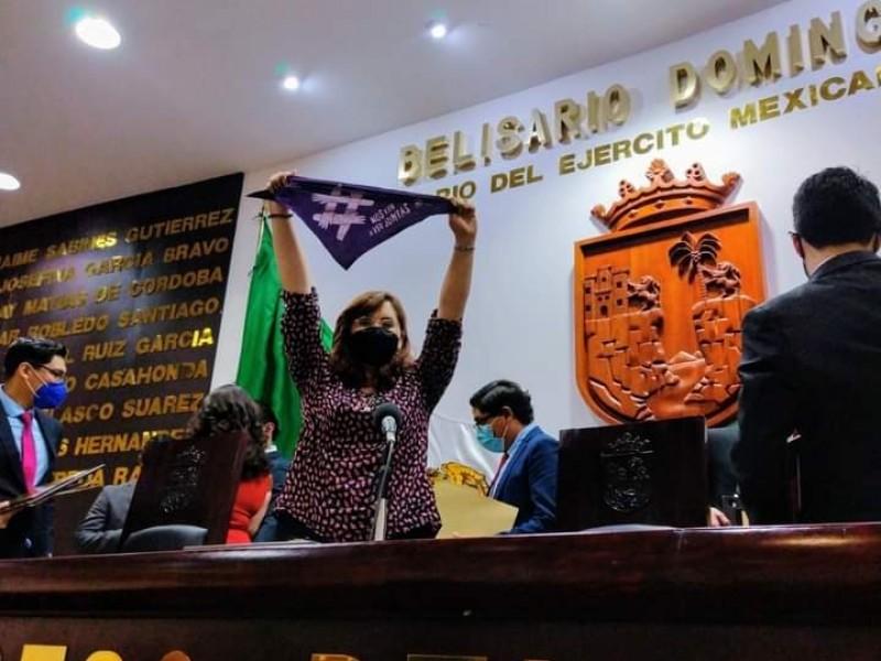 Proponen aplicar Ley Ingrid en Chiapas