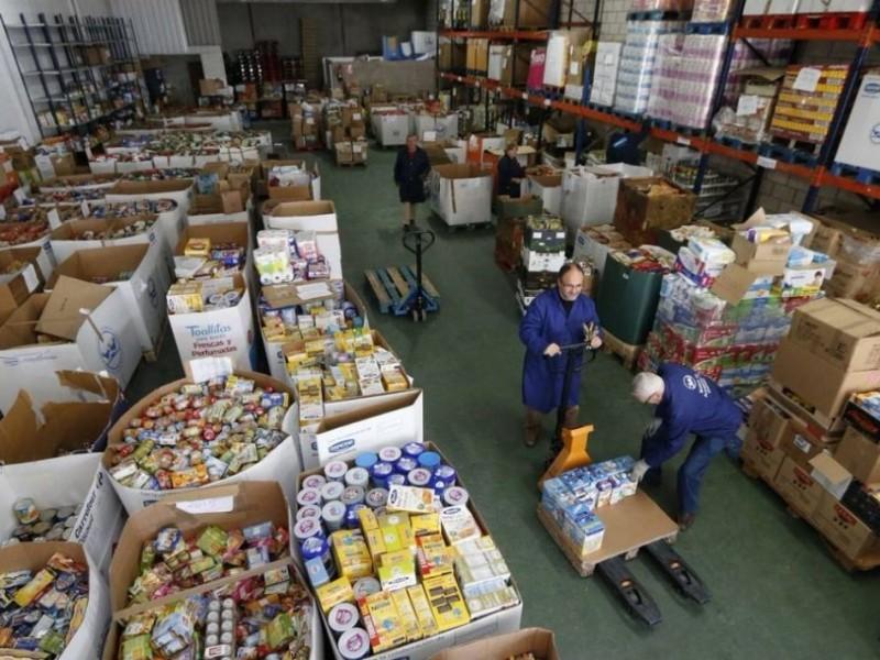 Proponen bancos de alimentos para más necesitados