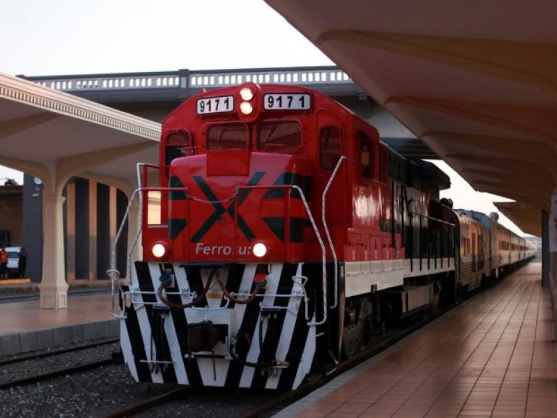 Proponen establecer tren de pasajeros en Zacatecas