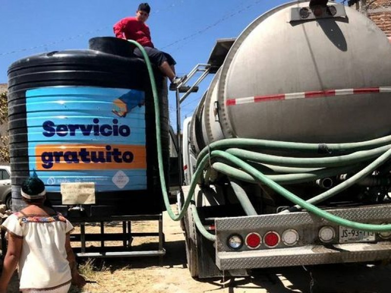 Proponen revivir presa Zapotillo y Arcediano ante desabasto de agua