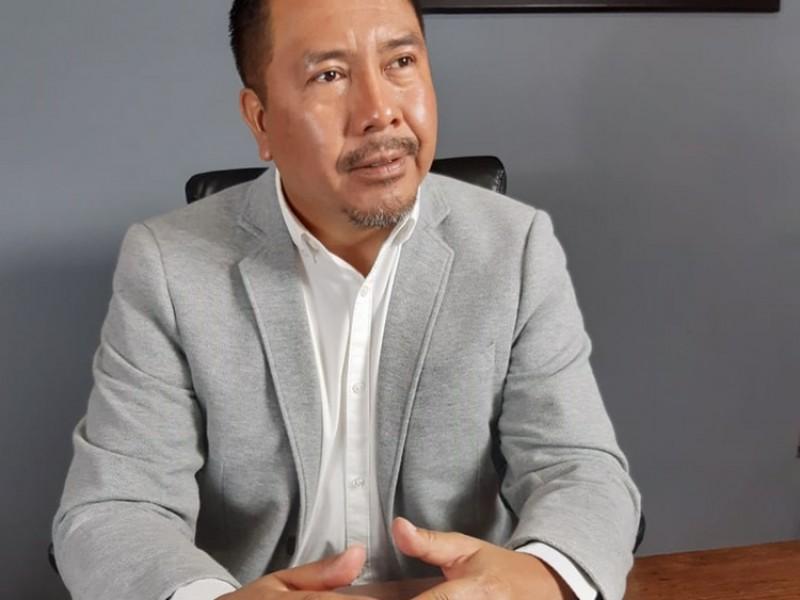 Propuestas y no descalificaciones en campaña: Gabriel Guzmán