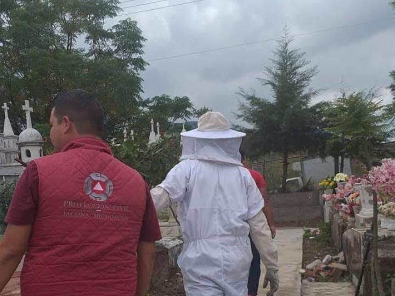 Protección civil prepara operativo de Seguridad en Jacona
