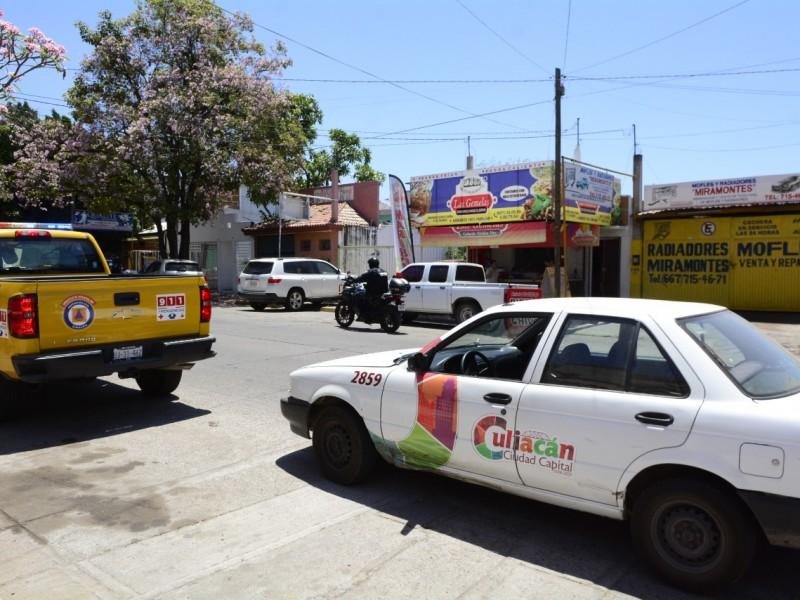 Protección Civil sigue trabajando para prevenir contagios de COVID-19