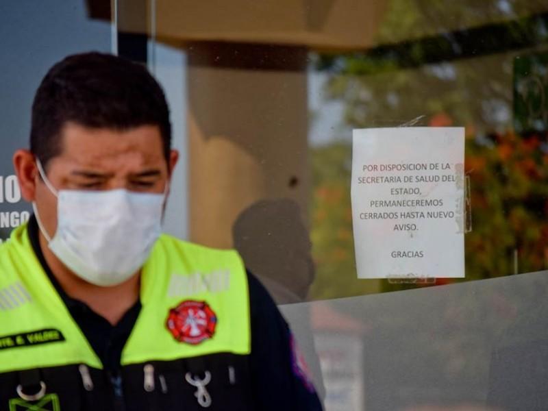 Protección Civil y Sindicatura descartan reapertura del casino en Navojoa