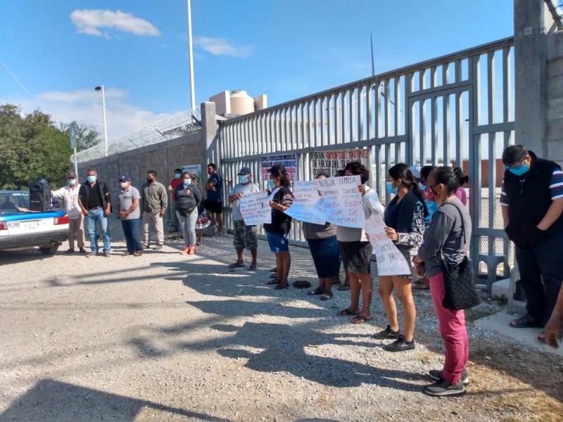Protestan contra Eólica del Sur en Juchitán