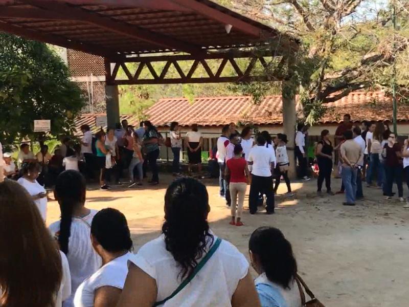 Protestas del magisterio, afectan educación de alumnos