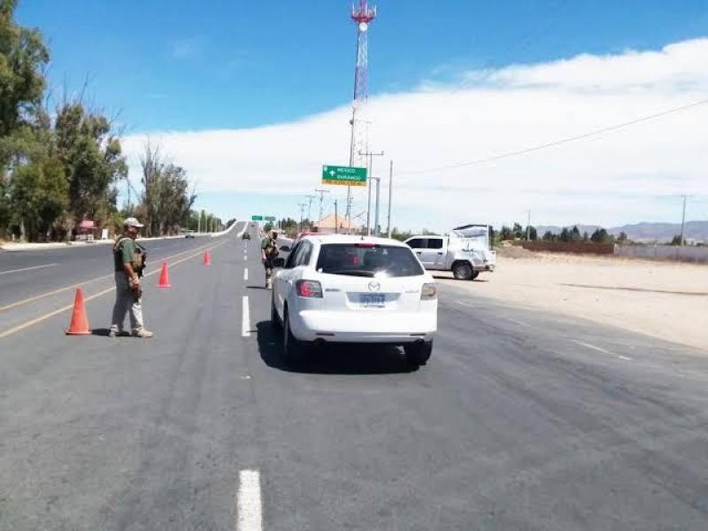 Protocolos de sanidad en carreteras