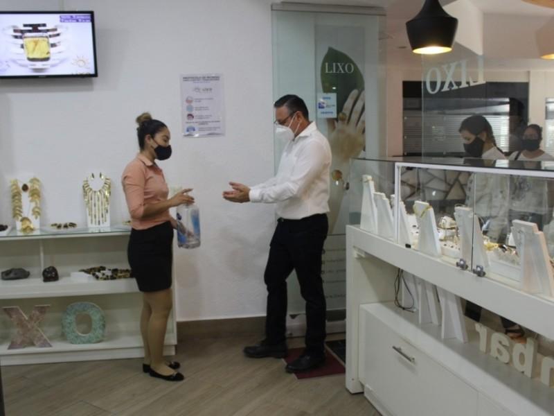 Protocolos siguen en semáforo amarillo en Chiapas: Secretaría de Salud