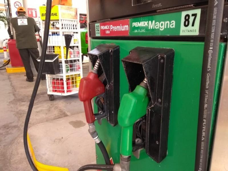 Proveedores no dan opción de  bajar costos de combustibles