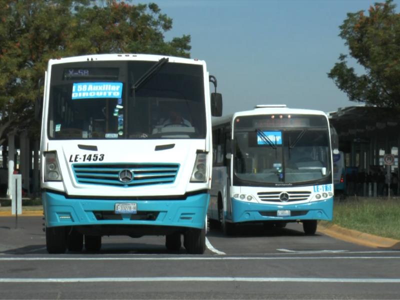 Próximo domingo habrá recorridos provisionales de rutas en León