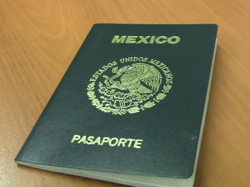 Próximo el pasaporte electrónico en Zacatecas
