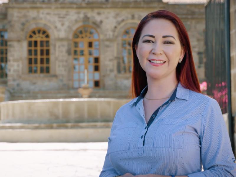 Próximo jueves Gloria Núñez tomará protesta como candidata a gobernadora