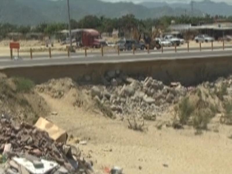 Proyectan construcción de puente en Santa Rosa