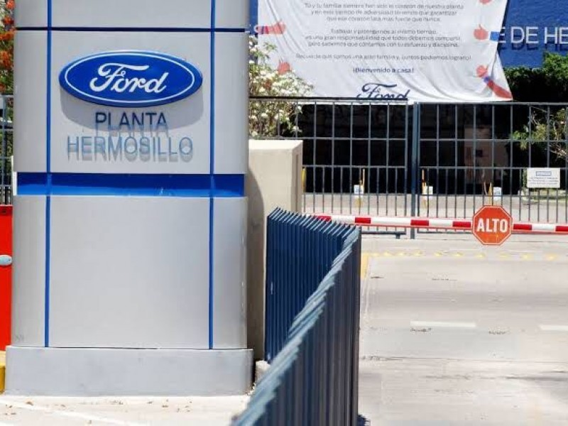 Proyectan reapertura de tercer turno en Ford