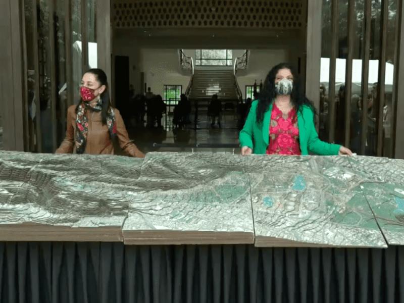 Proyecto biocultural de Chapultepec recibe 100 MDP